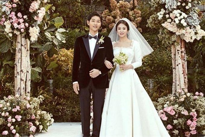 Khối tài sản nghìn tỷ của vợ chồng Song Hye Kyo