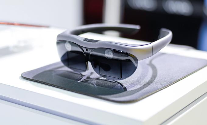 Vivo giới thiệu kính thực tế ảo tại MWC 2019
