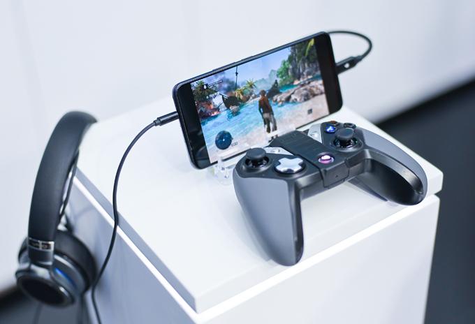 Trải nghiệm chơi game trên nền tảng điện toán đám mây ở mạng 5G.