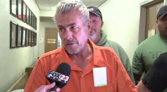Piette tại tòa án Mỹ hôm 10/6. Ảnh: Fox23.
