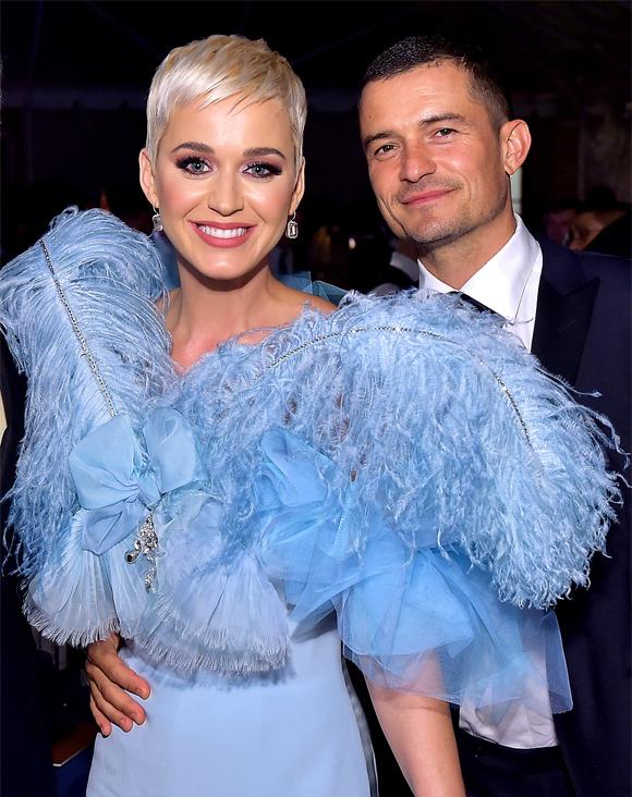 Katy Perry đang rục rịch tổ chức lễ cưới với Orlando Bloom.