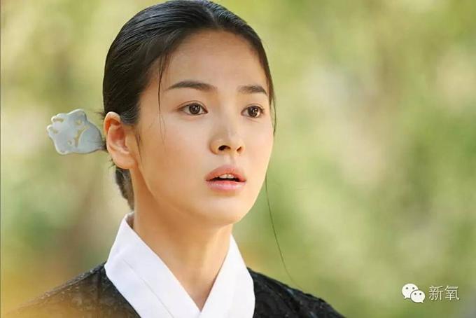 Khoảnh khắc đáng nhớ của nữ diễn viên trong phim Hwang Jin Yi.
