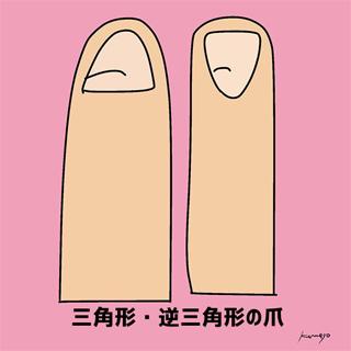 Hình dáng móng tay tiết lộ bản chất của bạn - 4