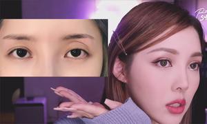Blogger nổi nhất nhì Hàn Quốc 'truyền' kinh nghiệm sau hai lần sửa mí mắt