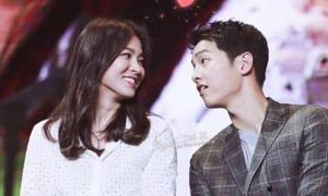 Song Hye Kyo - Song Joong Ki ly hôn