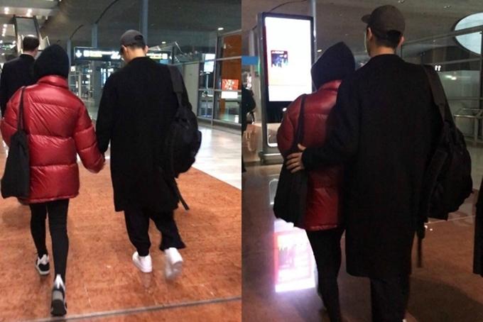 Song Joong Ki nắm tay và che chắn cho vợ khi cùng ra nước ngoài. Vào dịp ra mắt phim Battleship Island và mùa hè 2017, nam diễn viên thổ lộ Song Hye Kyo là người con gái duy nhất anh yêu.