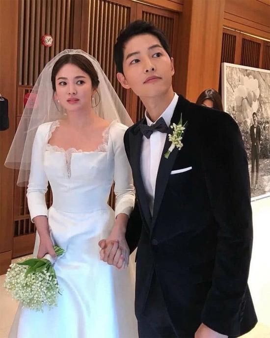 Vợ chồng Song - Song ly dị sau hơn một năm chung sống.