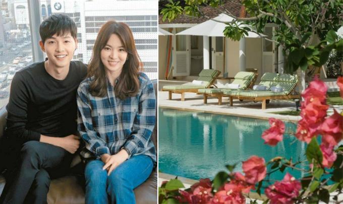 Những địa điểm du lịch lưu dấu tình yêu của Song - Song trước khi ly hôn - 4