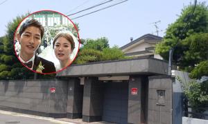 Khối bất động sản hàng chục triệu USD của vợ chồng Song Hye Kyo
