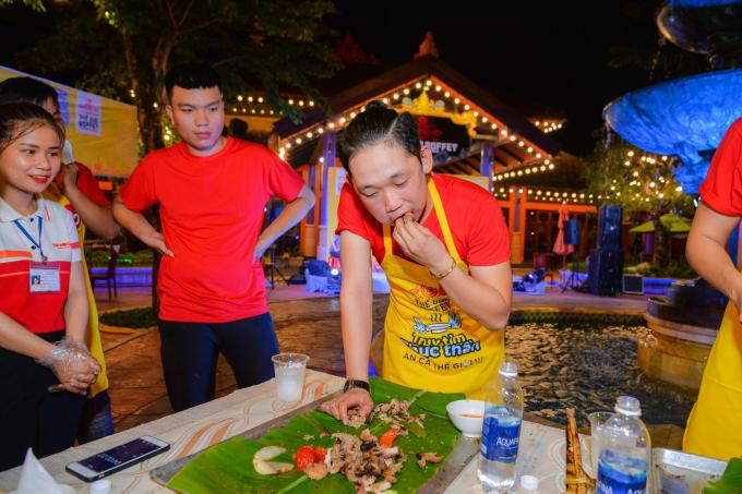 Top 10 thí sinh vào chung kết Truy tìm thực thần - ăn cả thế giới - 7