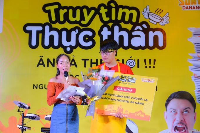Top 10 thí sinh vào chung kết Truy tìm thực thần - ăn cả thế giới - 8