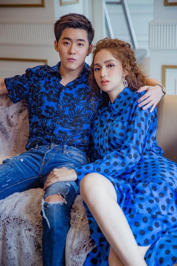 Tối 27/6, Hương Giang ra mắt MV Em hơi phiền với bạn thân anh. Ca khúc do Trang Pháp thực hiện riêng cho Hoa hậu Chuyển giới, có giai điệu bắt tai.