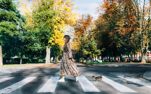 Đi bộ Đi bộ 30 phút mỗi ngày không chỉ tốt cho sức khỏe mà còn giúp giảm cân. Bạn có thể đi bộ cùng người thân, bạn bè hay cùng cún cưng.
