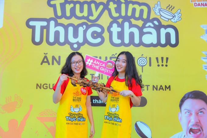 Top 10 thí sinh vào chung kết Truy tìm thực thần - ăn cả thế giới - 4