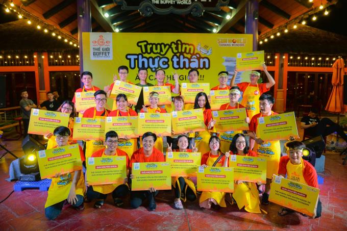 Top 10 thí sinh vào chung kết Truy tìm thực thần - ăn cả thế giới - 9