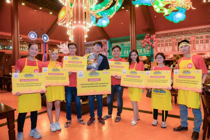 Top 10 thí sinh vào chung kết Truy tìm thực thần - ăn cả thế giới - 10
