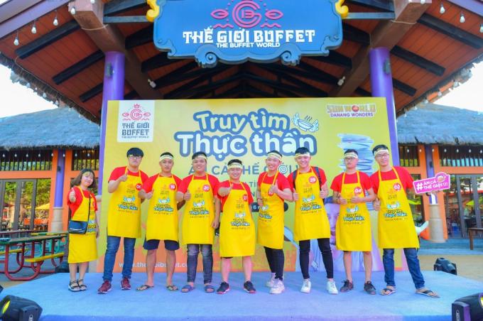 Top 10 thí sinh vào chung kết Truy tìm thực thần - ăn cả thế giới