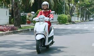 Xe tay ga Yamaha Latte – Món quà ngọt ngào cho phái đẹp