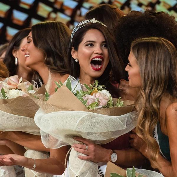 Priya Serrao vỡ òa hạnh phúc khi đăng quang Miss Universe Australia.