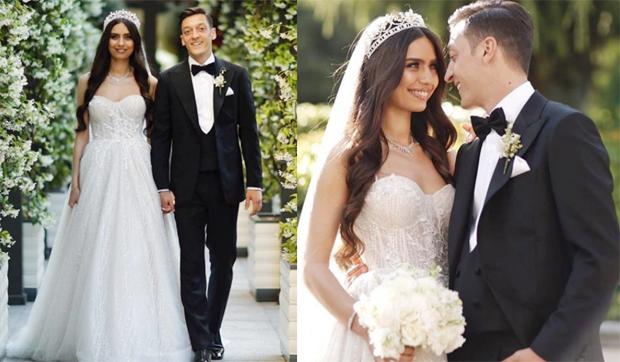 Tháng 6 cũng là mùa cưới của các sao Arsenal.