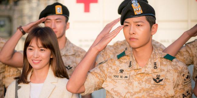 Vợ chồng Song -Song tan vỡ sau chưa đầy hai năm chung sống.