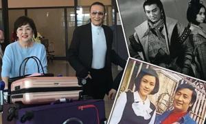 Bố Tạ Đình Phong tái ngộ vợ đầu sau hơn 40 năm ly hôn