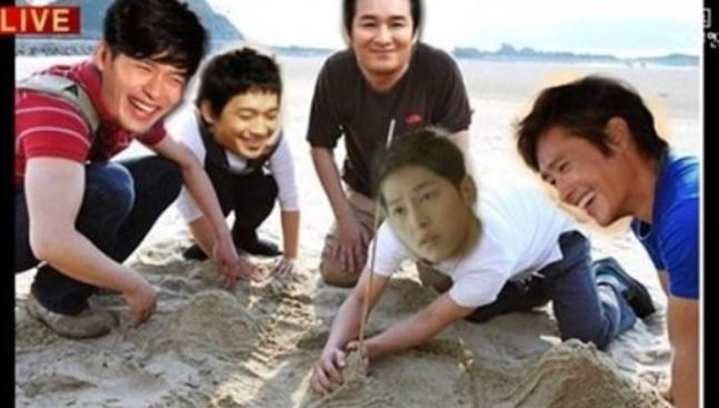 Tấm hình được luật sưKang Yong-seok