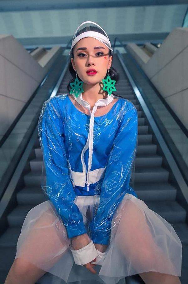 Bạn gái Trọng Đại lọt vào chung khảo Hoa hậu Thế giới Việt Nam - 6