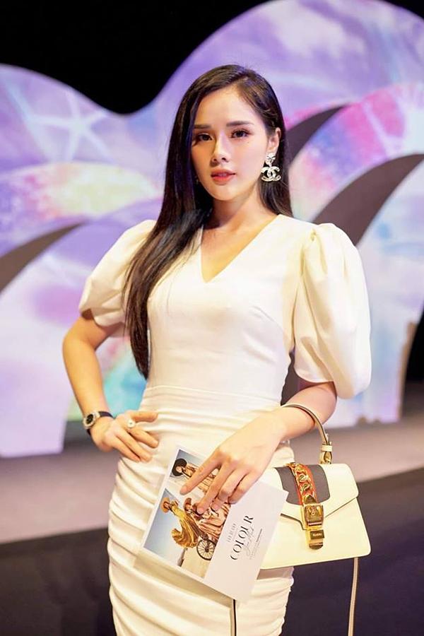 Bạn gái Trọng Đại lọt vào chung khảo Hoa hậu Thế giới Việt Nam - 7