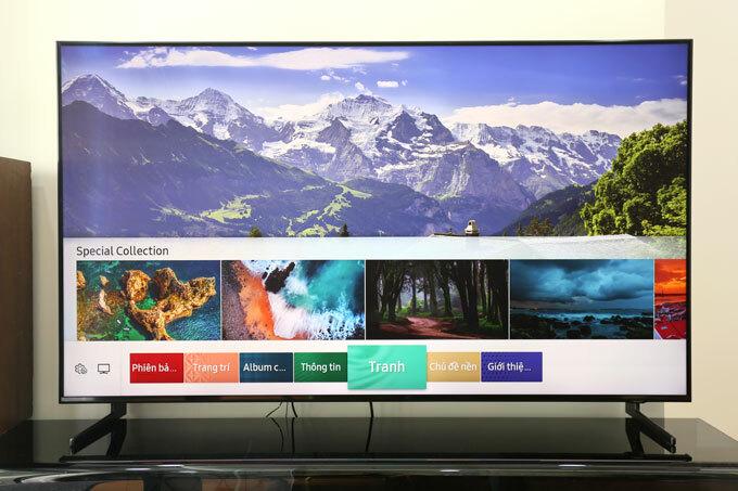 TV Qled 8K Q900R: Tuyệt phẩm trong phòng khách