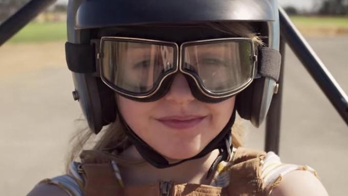 Ngay sau đó, sao nhí được lựa chọn cho vai Captain Marvel thời thơ ấutrong phim cùng tên (lúc lớn do Brie Larson đóng). Cô bé được xem là người rất có duyên trong việc đóng lót vai lúc nhỏ của các nhân vật chính.