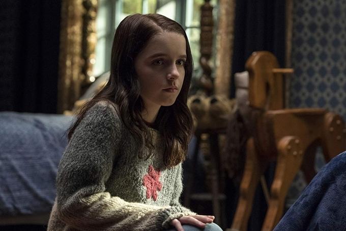 Năm 2018, Mckenna Grace đóng một vai quan trọng trong phim ma The Haunting of Hill House.