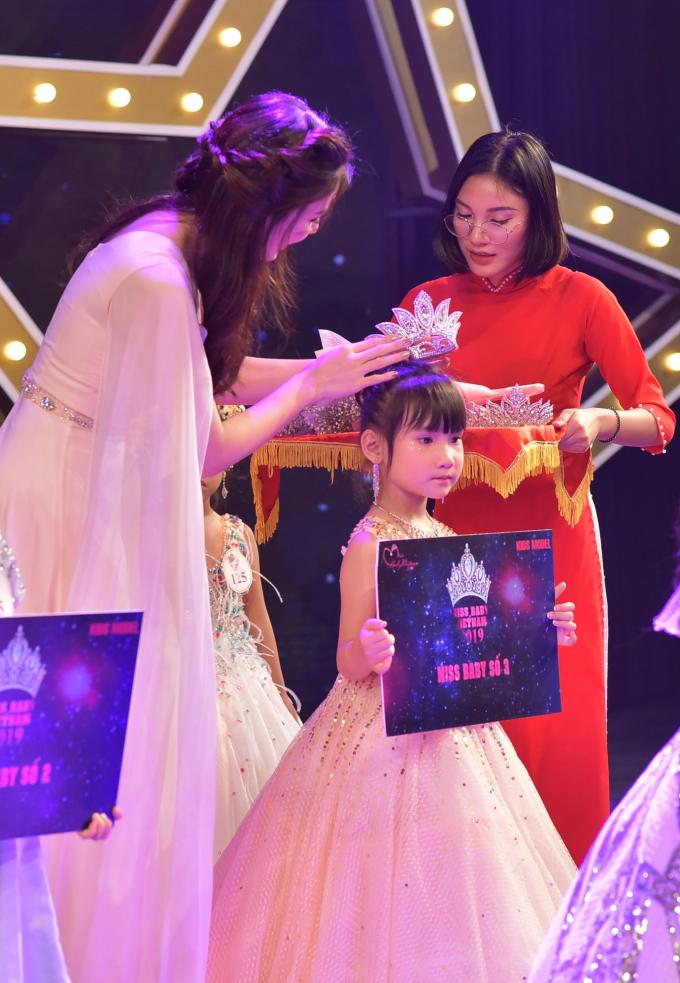 Dương Phan Hải Nguyên đăng quang Miss Baby Việt Nam 2019 - 3