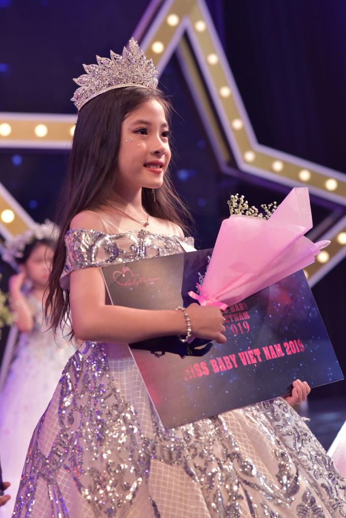 Dương Phan Hải Nguyên đăng quang Miss Baby Việt Nam 2019 - 1
