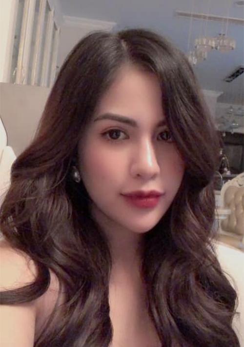 Hương Trần - vợ cũ của diễn viên Việt Anh.