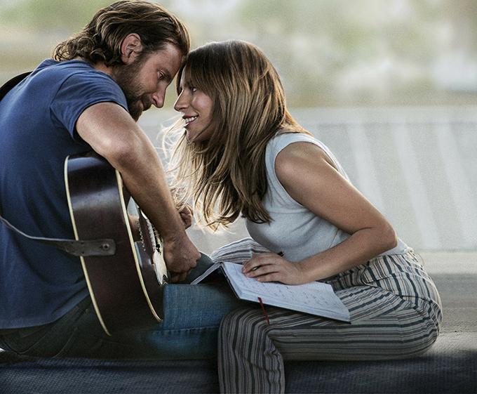 Bradley Cooper và Lady Gaga diễn ăn ý trong Vì sao vụt sáng.