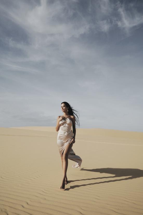 Trong làng mẫu Việt, Như Vân là chân dài được nhiều nhà thiết kế yêu thích. Cô thường xuyên xuất hiện trong các fashion show đình đám và các bộ ảnh giới thiệu bộ sưu tập mới.