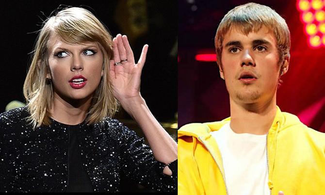Cuộc chiến mới giữa Taylor và Justin vừa bùng nổ.