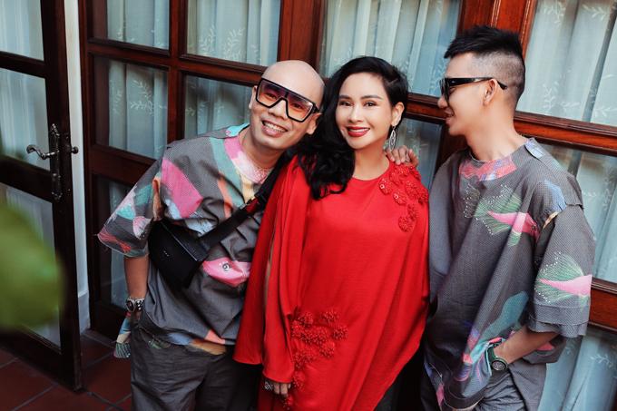 Thanh Lam hát sung trên bến Bạch Đằng - 6