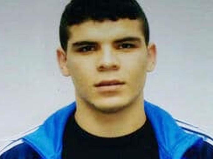 Chân dung Murat A. - kẻ sát nhân 19 tuổi ở Thổ Nhĩ Kỳ. Ảnh: ODD.