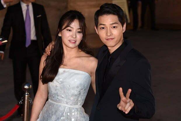 Cưới nhau vào tháng 10/2017, tới cuối 2018, hai vợ chồng Song - Song bỏ nhau.
