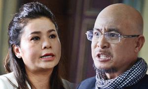 Vợ chồng chủ cà phê Trung Nguyên ly hôn