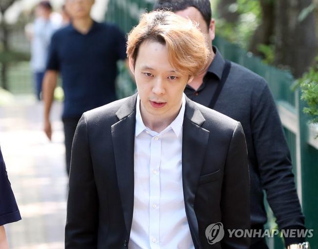 Park Yoo Chun khóc khi nhận án phạt - 2