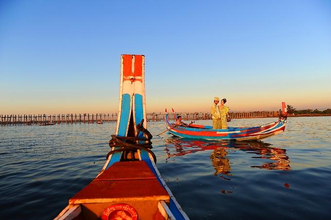 Myanmar - hành trình đi về phía mặt trời