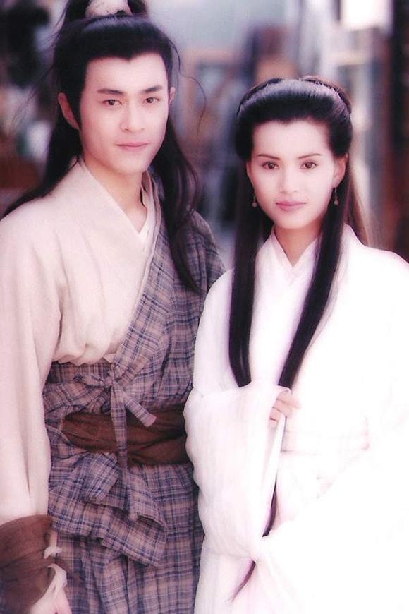 Lý Nhược Đồng đóng cặp Cổ Thiên Lạc trong phim Thần điêu đại hiệp 24 năm trước.