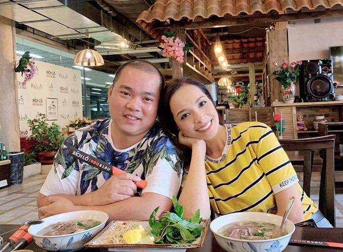 Gia đình Thúy Hạnh Minh Khang tận hưởng mùa hè ở Nga - 2