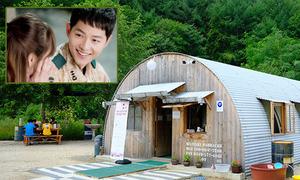 Phim trường bất ngờ hot sau khi Song Joong Ki - Song Hye Kyo ly hôn