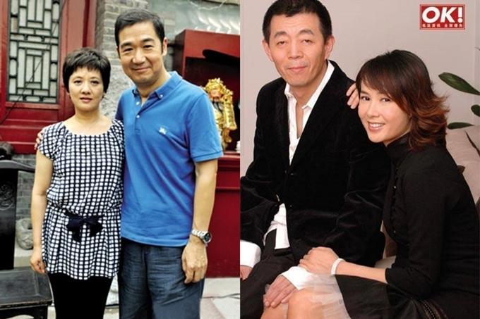 Trương Quốc Lập và Tưởng Văn Lệ từng đóng vợ chồng trong phim Hôn nhân vàng, có cảnh