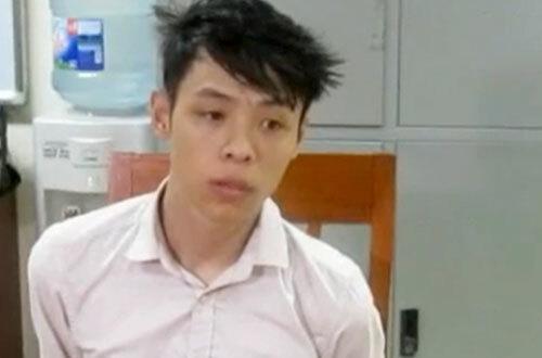 Bị can Phạm Văn Viên.