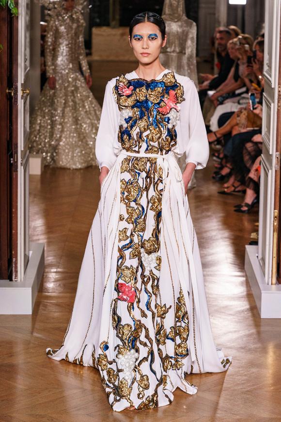 Chân dài hàng đầu châu Á Liu Wen vẫn liên tục phủ sóng các tuần lễ thời trang lớn nhất thế giới.